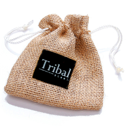 Tribal Steel Pouch